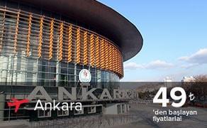 Ankara Uçak Bileti | En Uygun Ankara Bileti : plusFLY.com