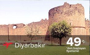 Diyarbakır Uçak Bileti | En Uygun Diyarbakır Bileti Fiyatları : plusFLY.com