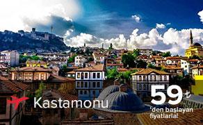Kastamonu uçak bileti | En Uygun Kastamonu Bileti Fiyatları