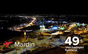 Mardin Uçak Bileti | En Uygun Mardin Bileti Fiyatları : plusFLY.com