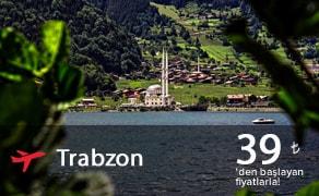 Trabzon Uçak Bileti | En Uygun Trabzon Bileti Fiyatları : plusFLY.com