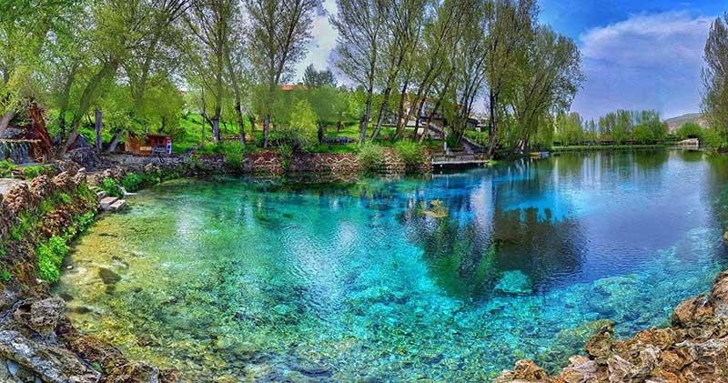 Gökpınar Gölü