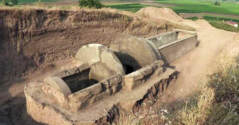 Amisos Mezarları