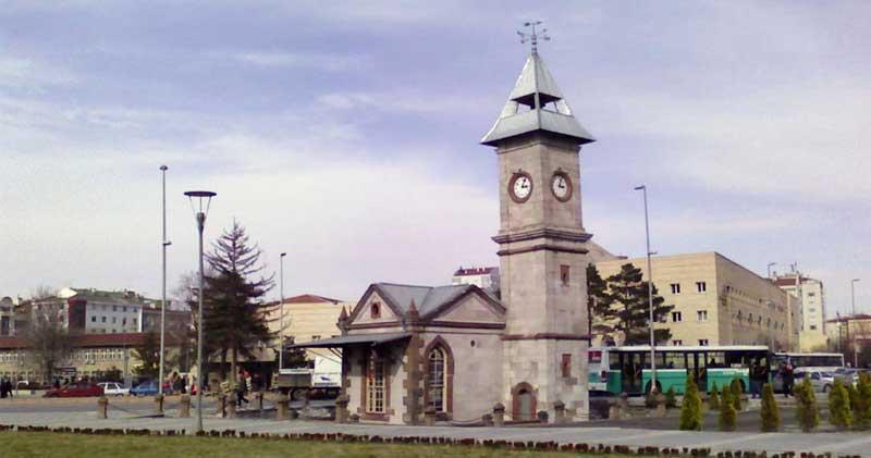Kayseri Saat Kulesi