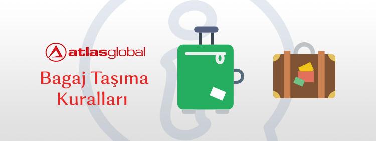 Atlas Global bagaj kuralları