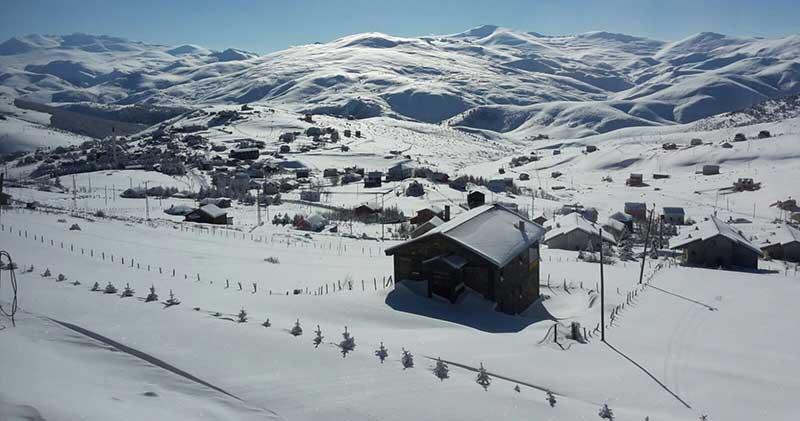 Çambaşı Yaylası Kayak Merkezi