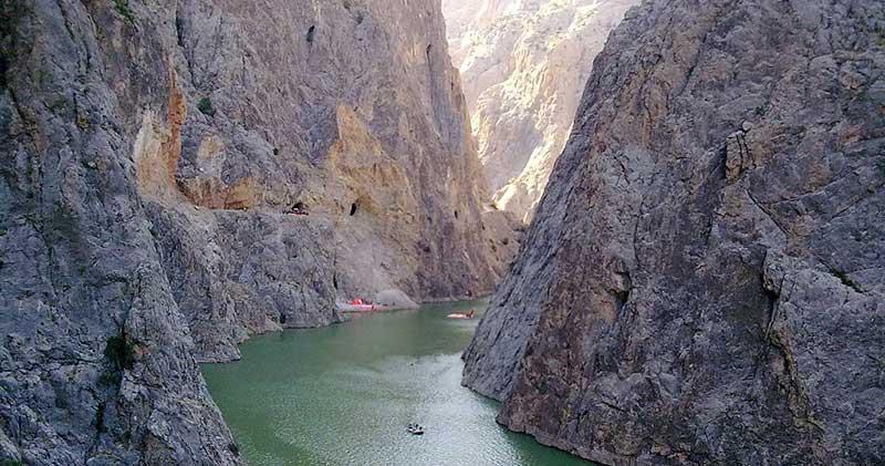 Kemaliye Karanlık Kanyon