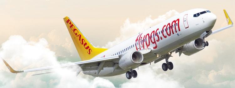 Pegasus yolcu taşıma kuralları