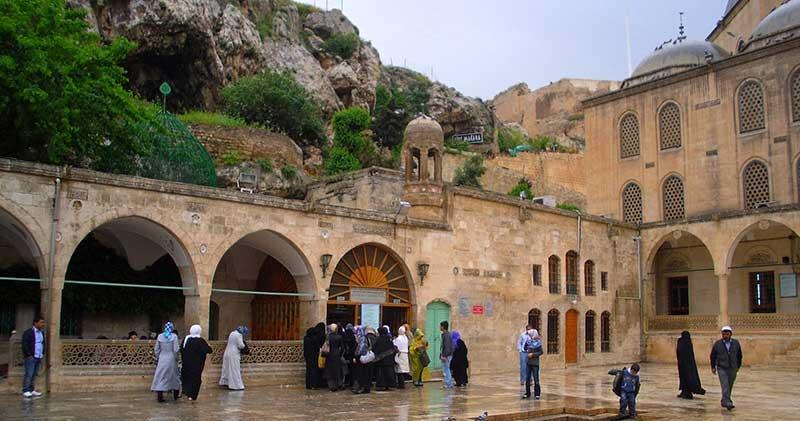 Hz. İbrahim Mağarası