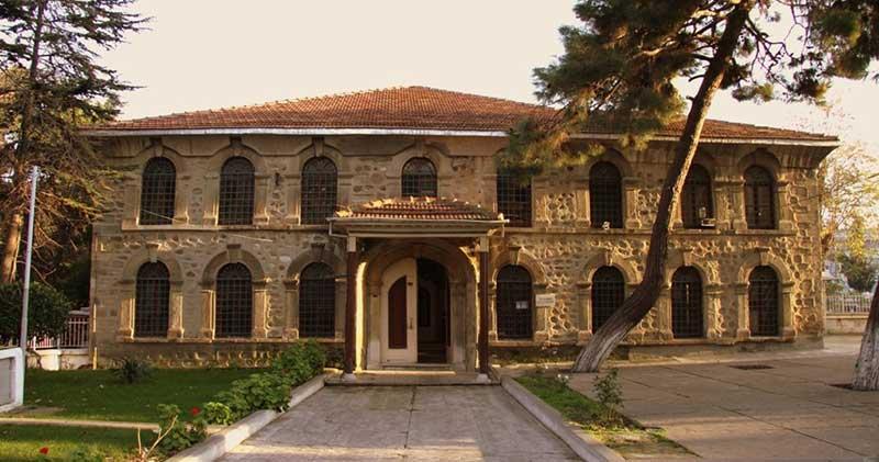Zahire Nazırı Ahmet Ağa Camii
