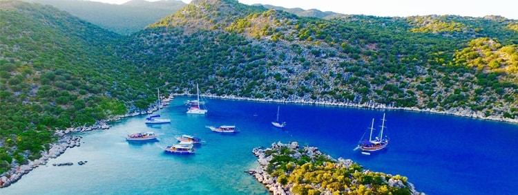 Antalya Günü birlik Yat Turu