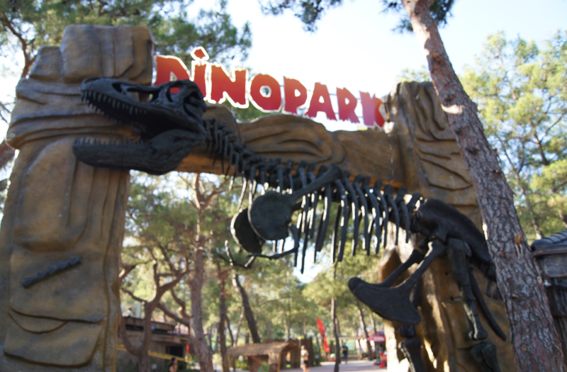 Göynük Dinopark Eğlence Giriş Bileti