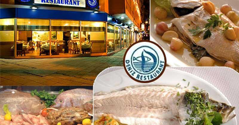izmir deniz restoran