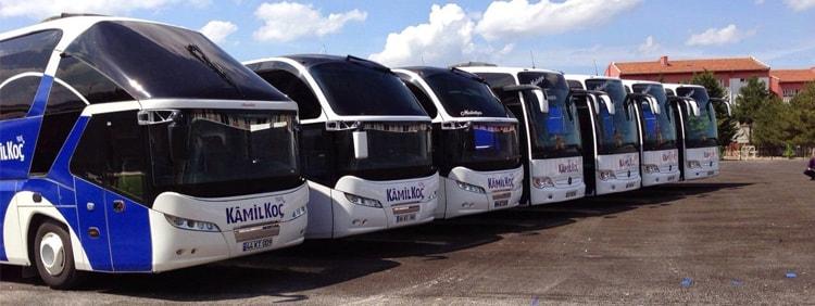 Otobüs yolculuğunu keyifli hale getirmek için ipuçları