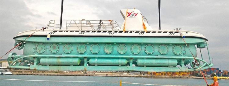 Submarine Nemo Turistik Deniz Altı Turu Bileti