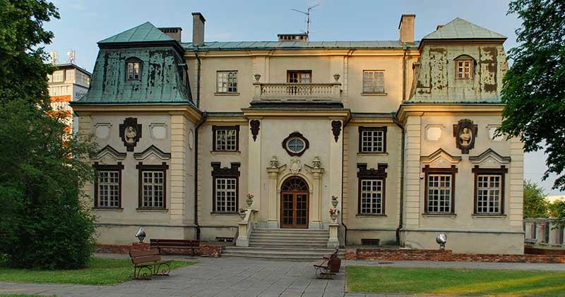 Lubomirski Palace