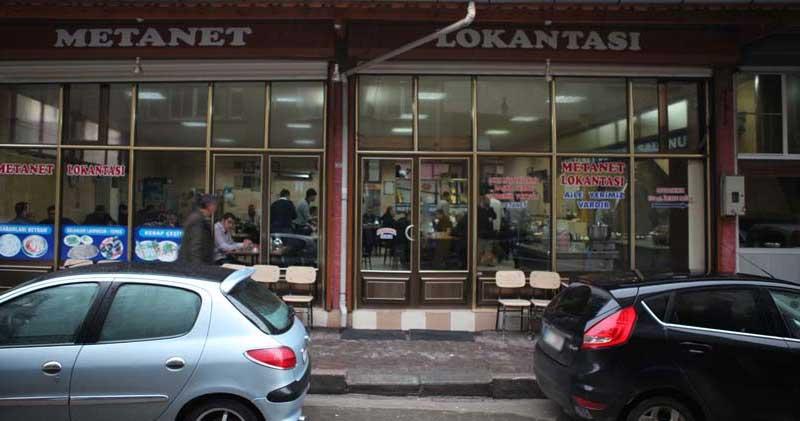 metanet lokantası
