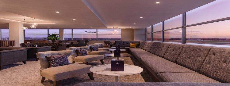 Hava alanlarındaki lounge hizmetleri