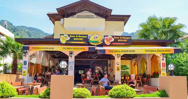 Tipsi Beer & Burger House