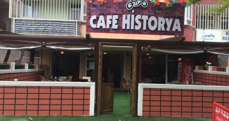 Cafe Historya