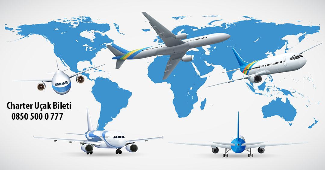charter uçuşlar