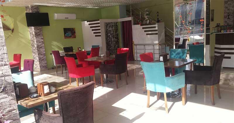 Elit Kehribar Cafe