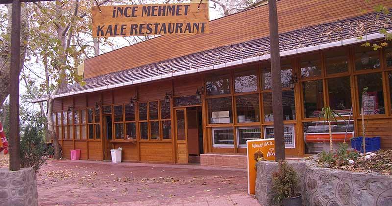İnce Mehmet Kale Restoran
