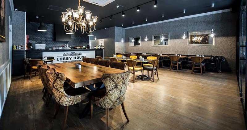 Lobby House Cafe Restaurant