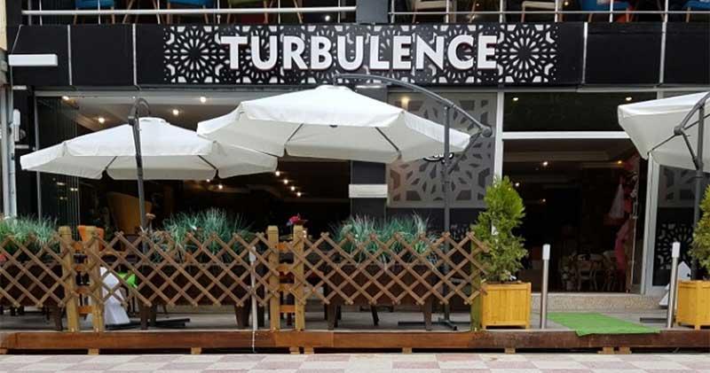 Cafe Turbulence