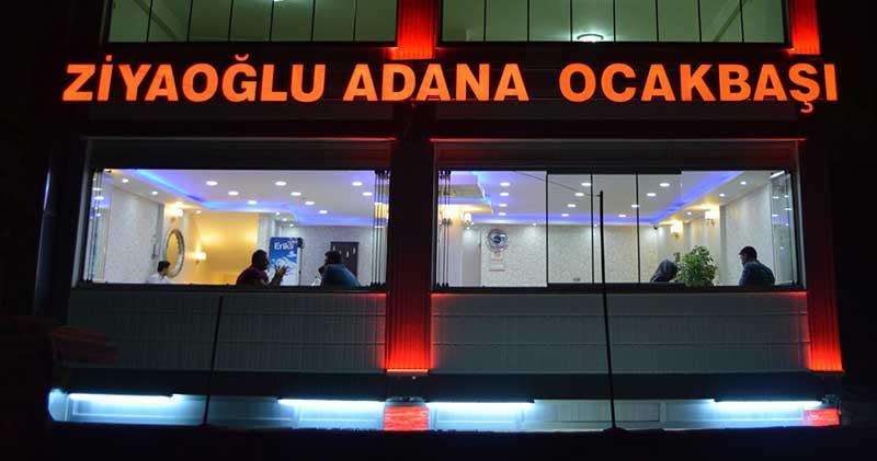 Ziyaoğlu Adana Ocakbaşı