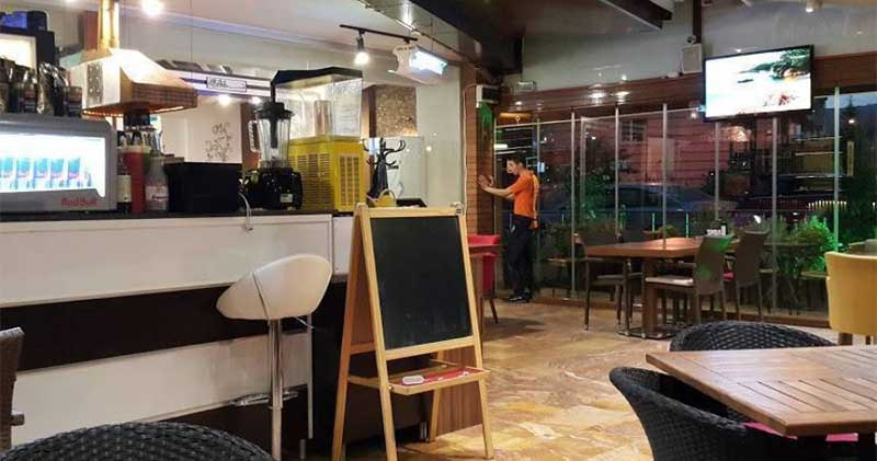 nevale cafe & restaurant