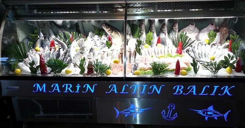 Altın Balık Marin Restorant
