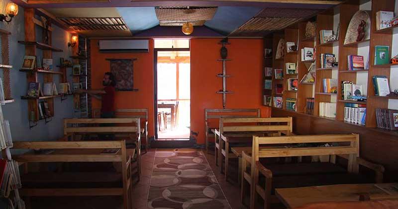 Anka Kitap Kafe