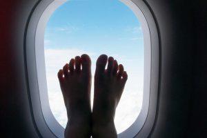 uçak ayak