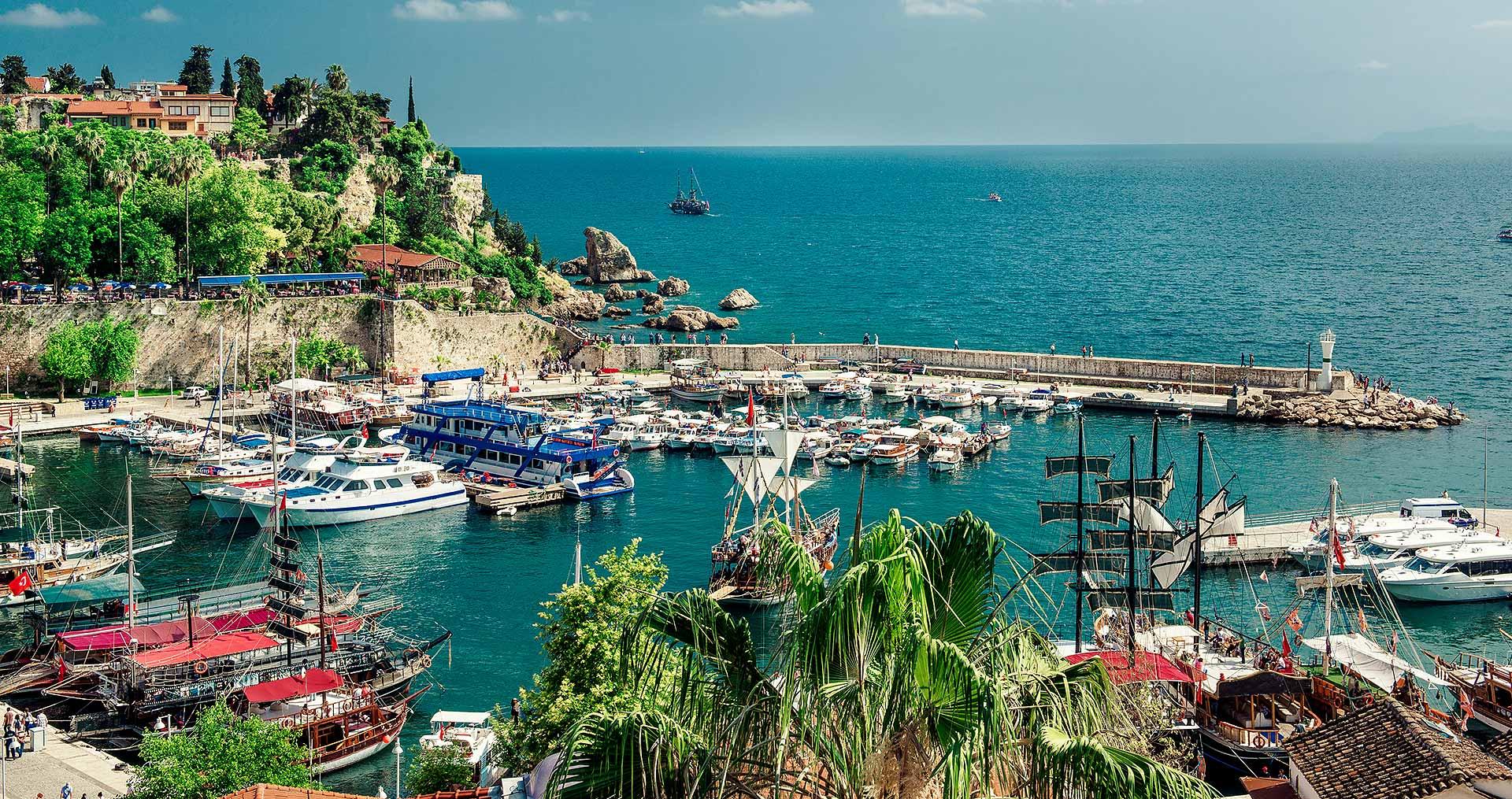 Instagram Antalya Fotoğrafları