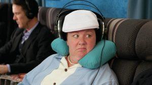 uçakta müzik