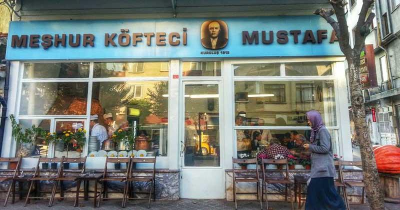 Meşhur Köfteci Mustafa