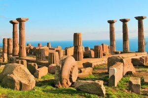 Assos Antik Kenti, Ayvacık, Çanakkale