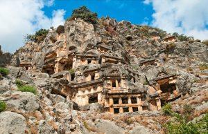 Myra Antik Kenti, Demre, Antalya