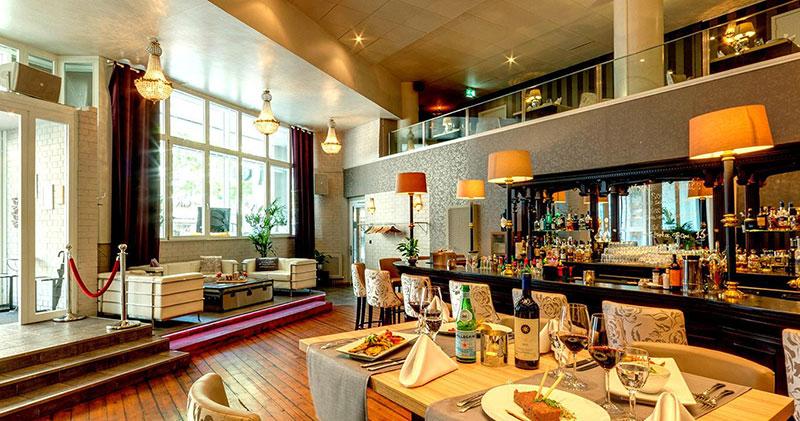 Grace Restaurant & Lounge