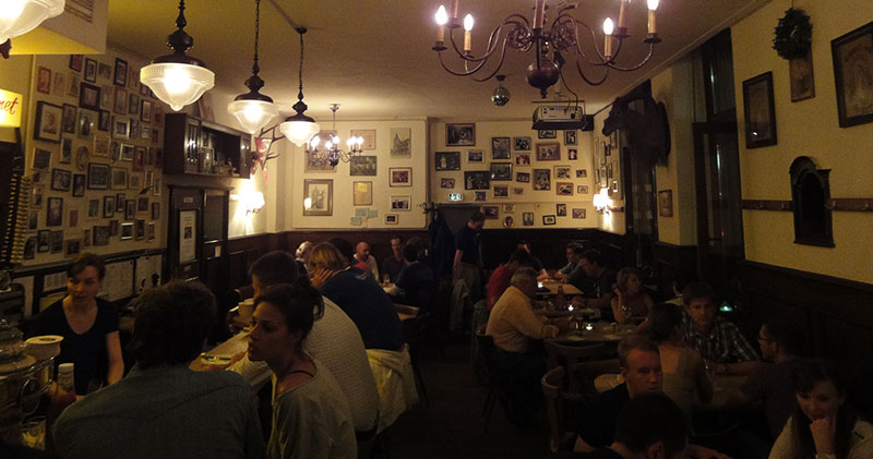 Restaurant Gaststaette Bei Oma Kleinmann