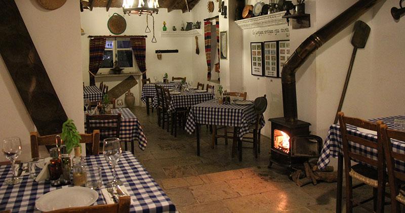 To Kazani Traditional Tavern