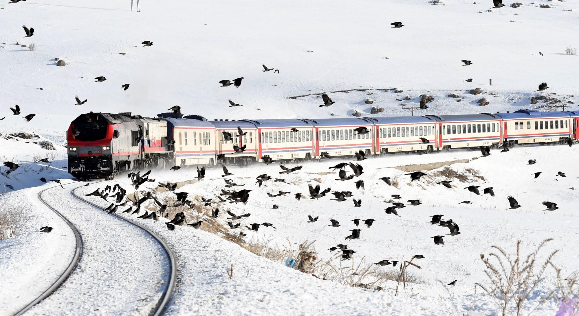 Kars Doğu Ekspres Seyahati