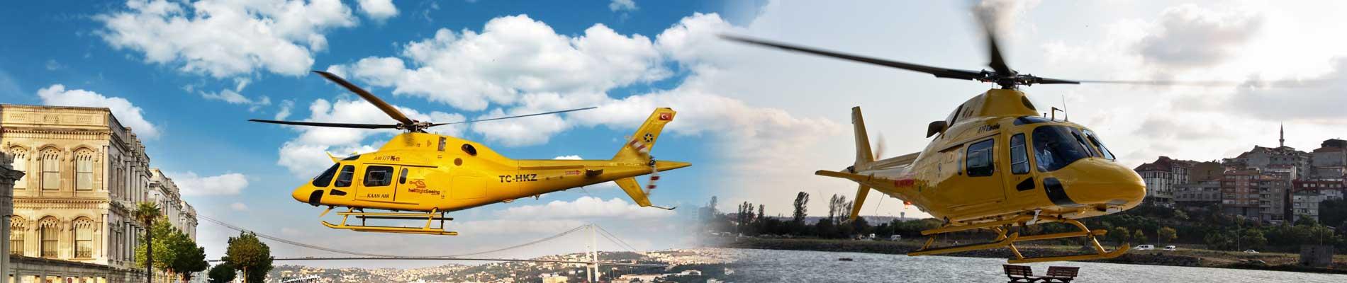 istanbul helikopter turu