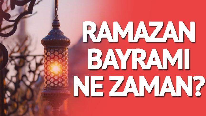 Ramazan Bayramı ve Kurban Bayramı Ne Zaman?