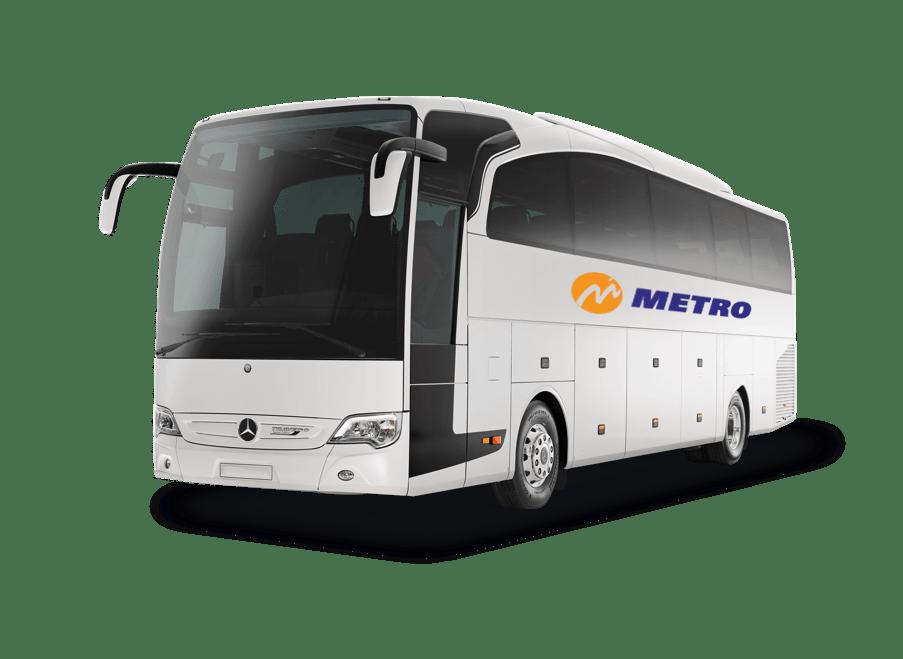 metro turizm otobüs bileti