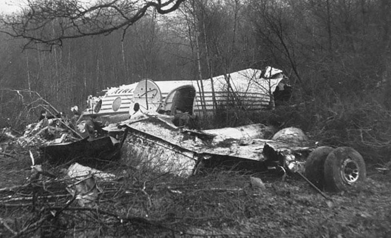 thy londra uçak kazası