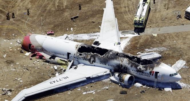 Türkiye'de Tarihte Yaşanmış Uçak Kazaları