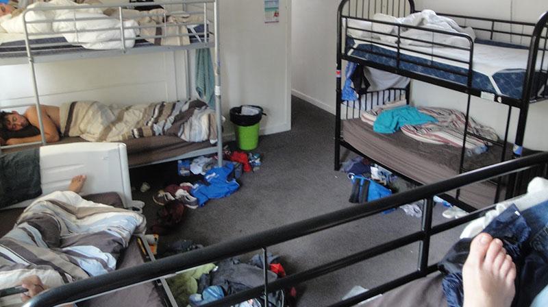 hostel avantajları