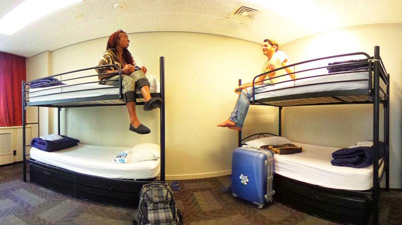 hostel nasıldır